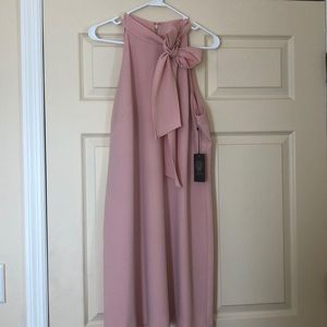 VINCE CAMUTO pink dress